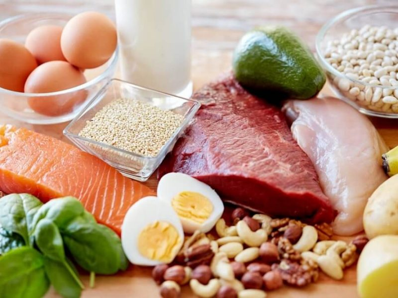 10 Choline Rich Foods Along With Their Benefits
