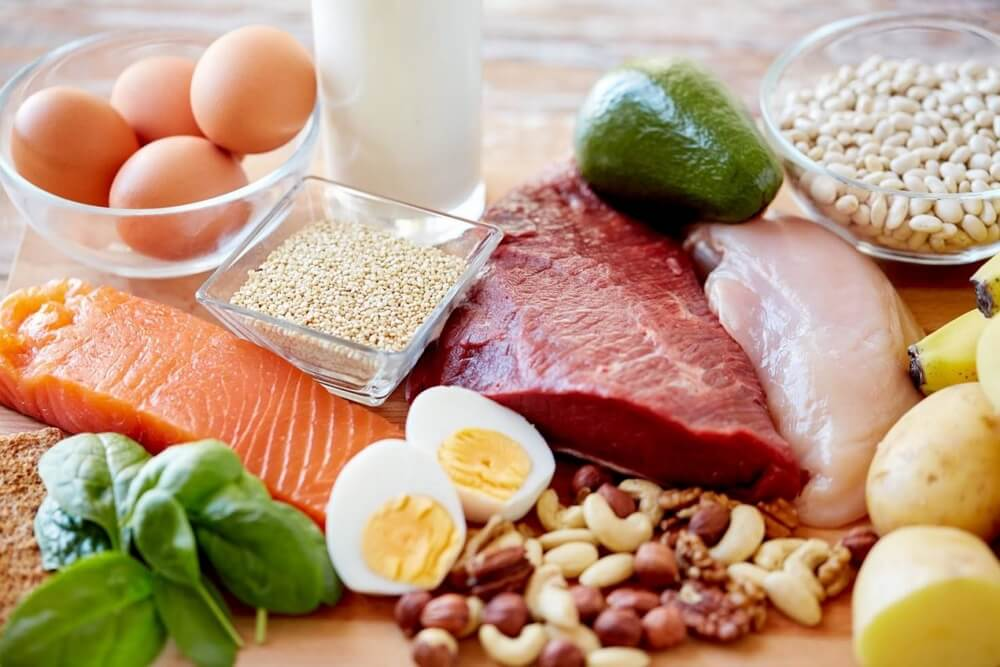 choline rich foods