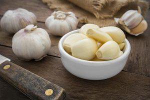 garlic for health